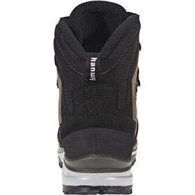 Hanwag Pordoi GTX Shoes Men dark grey